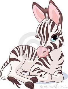 Zebra clipart stripes Cute Clip Pinterest Zebra art
