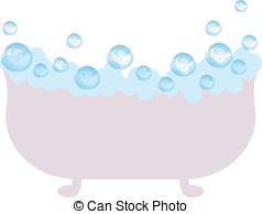 Foam clipart With bottle Clip / bath