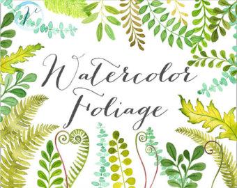 Foliage clipart Bridal Foliage clip clipart download