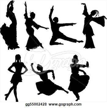 Indian clipart cultural dance Folk%20clipart Free Folk Images Clipart