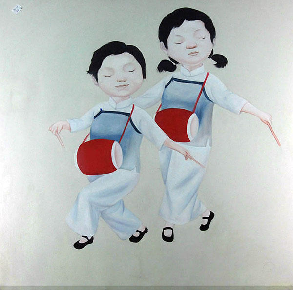 Folk clipart chinese dance Do Painting Art Folk do