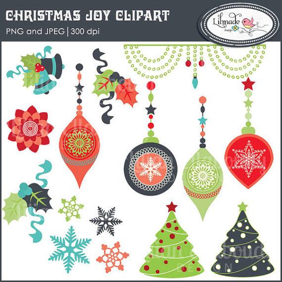 Folk clipart christmas Christmas ornament Il_570xn  tree