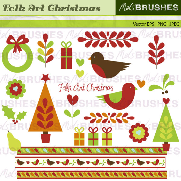 Folk clipart christmas Clipart Images Art Folk%20Art%20clipart Clipart