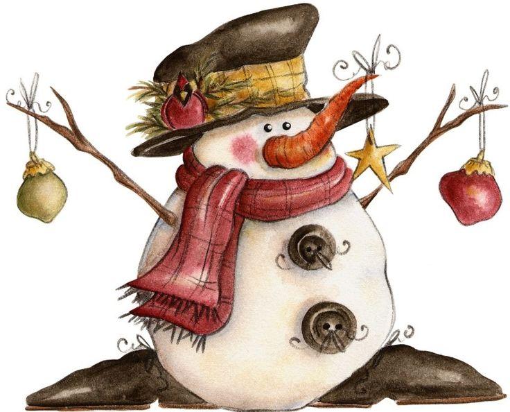 Folk clipart christmas Only clipart Art 25+ more
