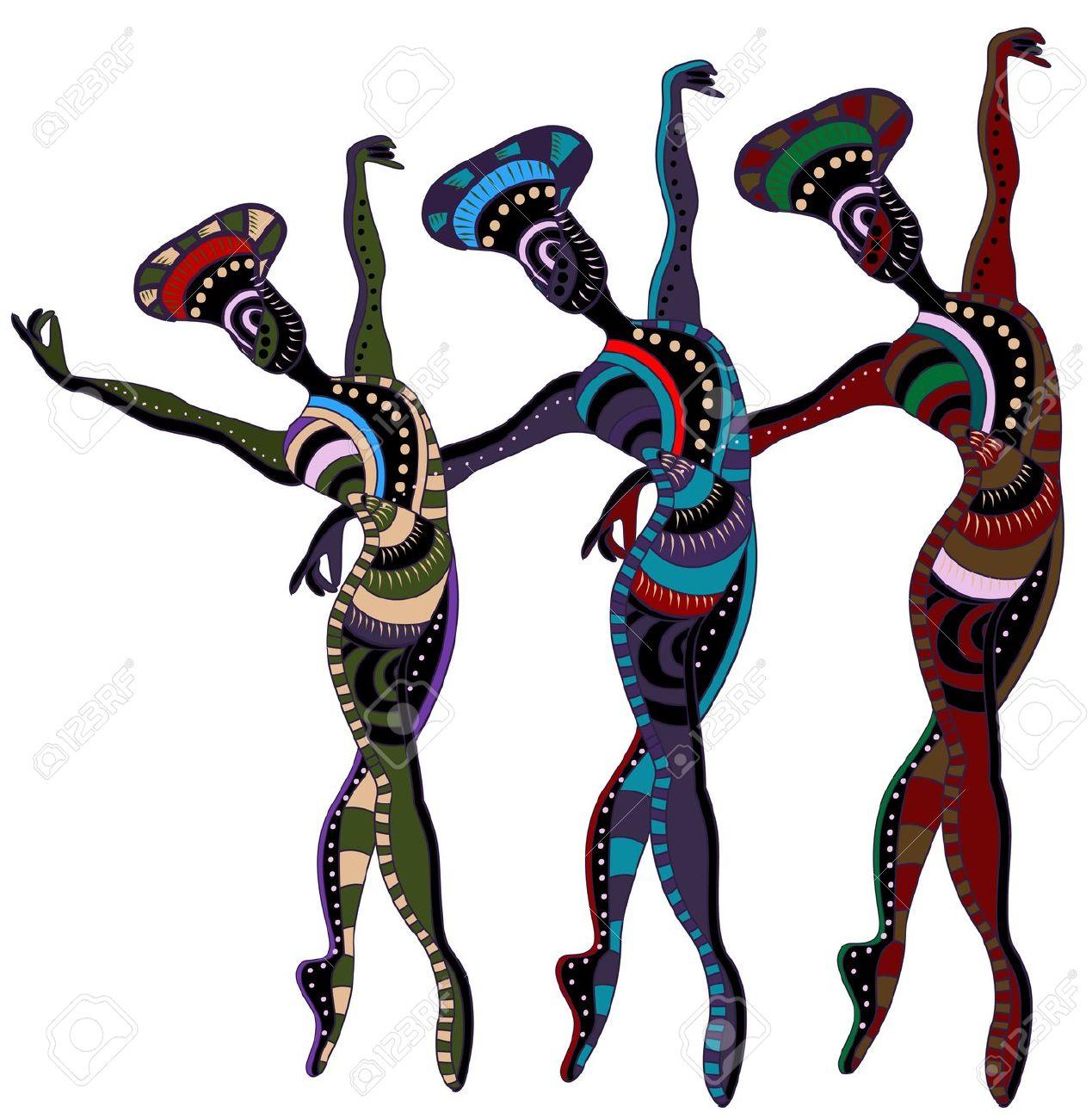 Folk clipart cultural dance Philippines Clipart Folk Collection Dance