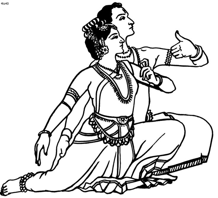 Folk clipart drawing Andhra best images on Pradesh