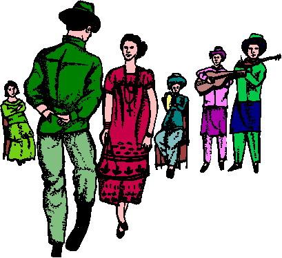 Danse clipart folk dance & folk dance image Gifs