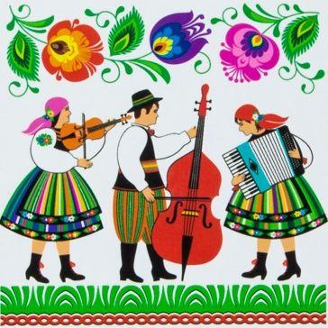 Folk clipart folklore Polish on Best Pinterest Art