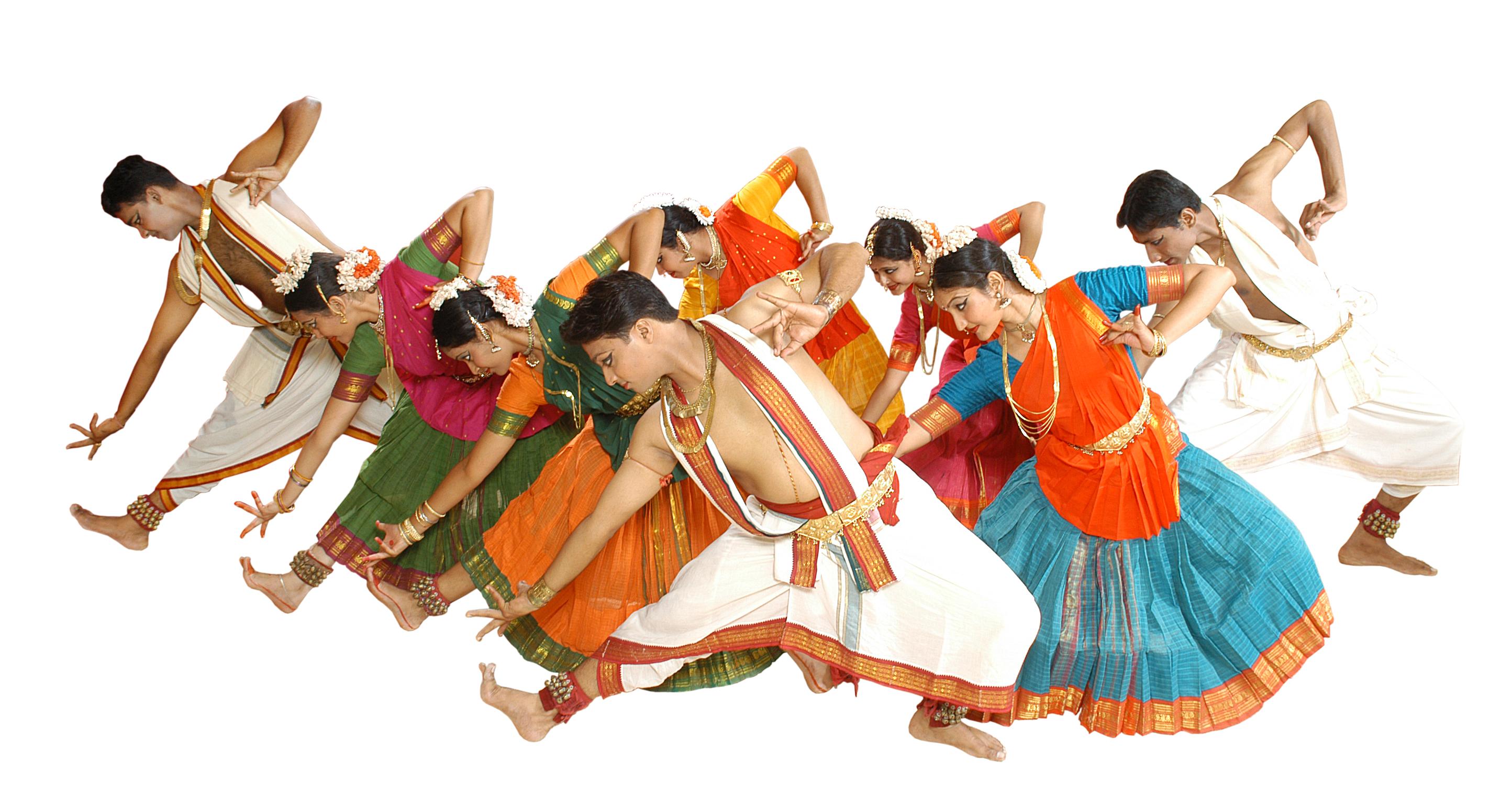 Indian clipart cultural dance Dances  Famous States Classical