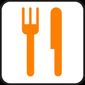 Khife clipart orange Knife art clip Orange »