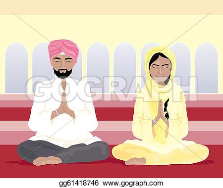 Folk clipart punjabi man Clip sikh Punjabi Sikh performers