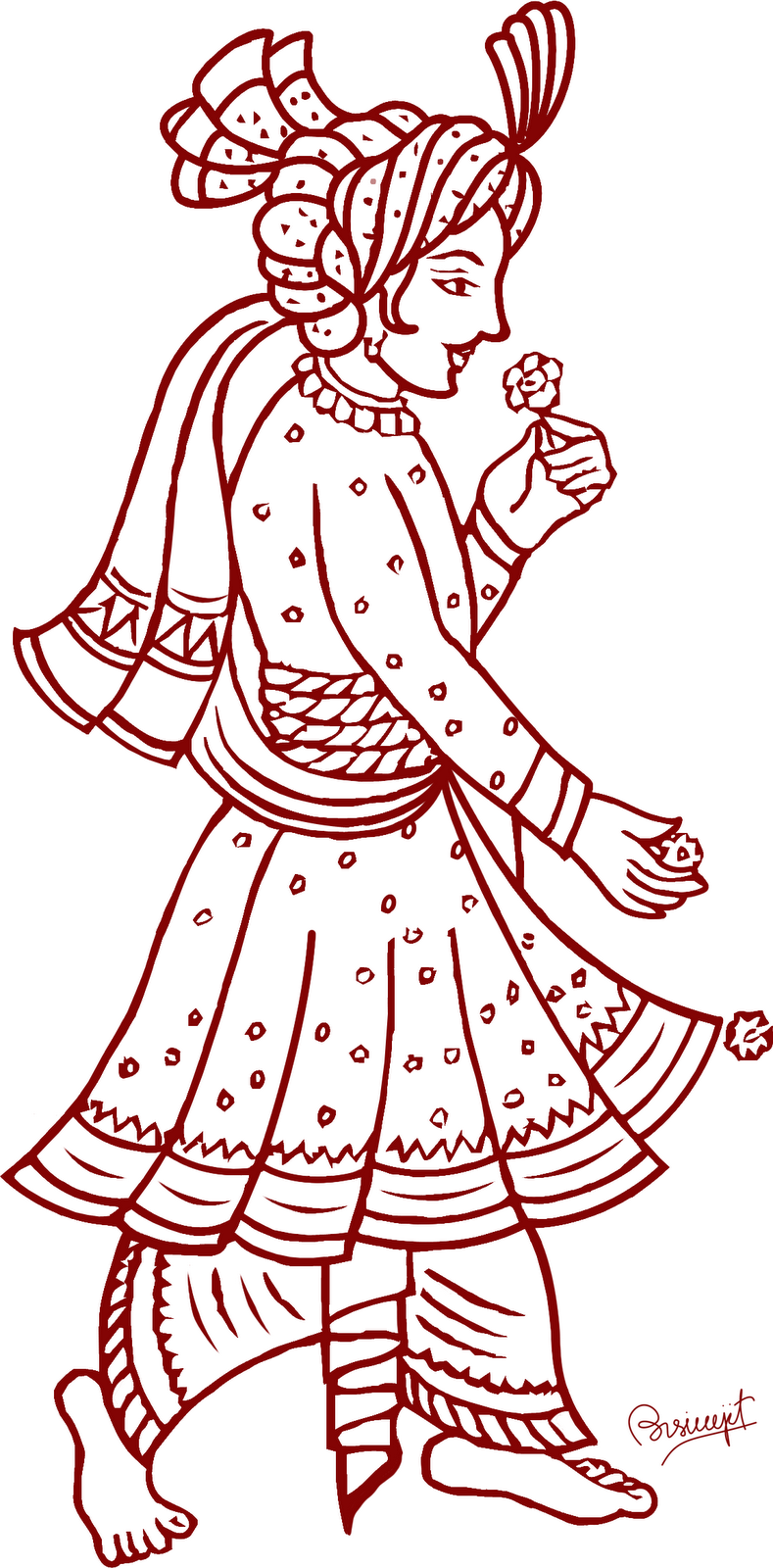 Indian clipart marriage ceremony (789×1600) Inspirations Rukhwat indian+Groom png