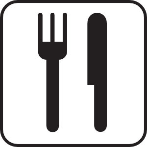 Knife clipart folk And at Clip And Fork