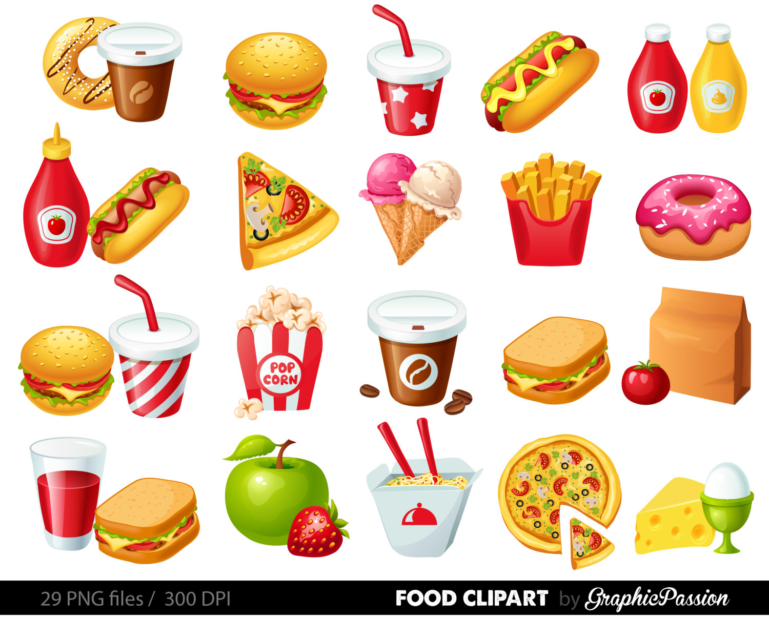 Hot Dog clipart carnival Clipart Clipart Images Clipart Food