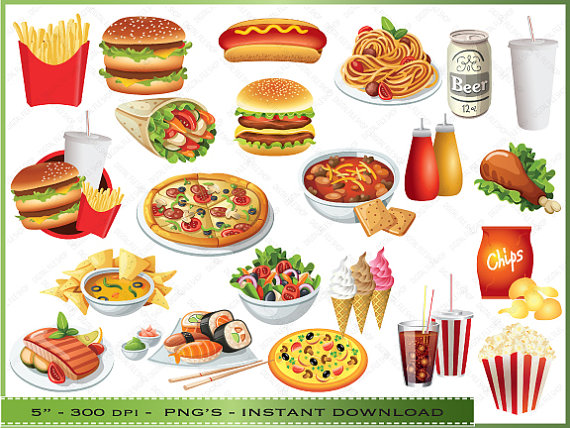 Food clipart favourite food #4