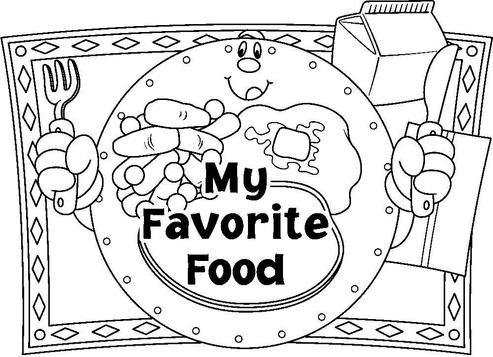 Food clipart favourite food #5