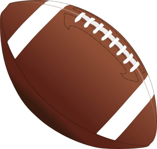 Football clipart #7