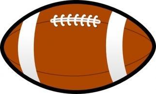 Football clipart #9