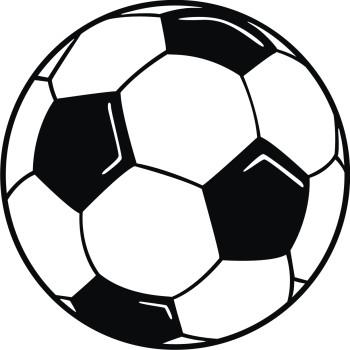 Football clipart #11