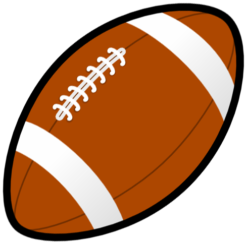 Football clipart #13