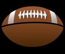 Football clipart #15