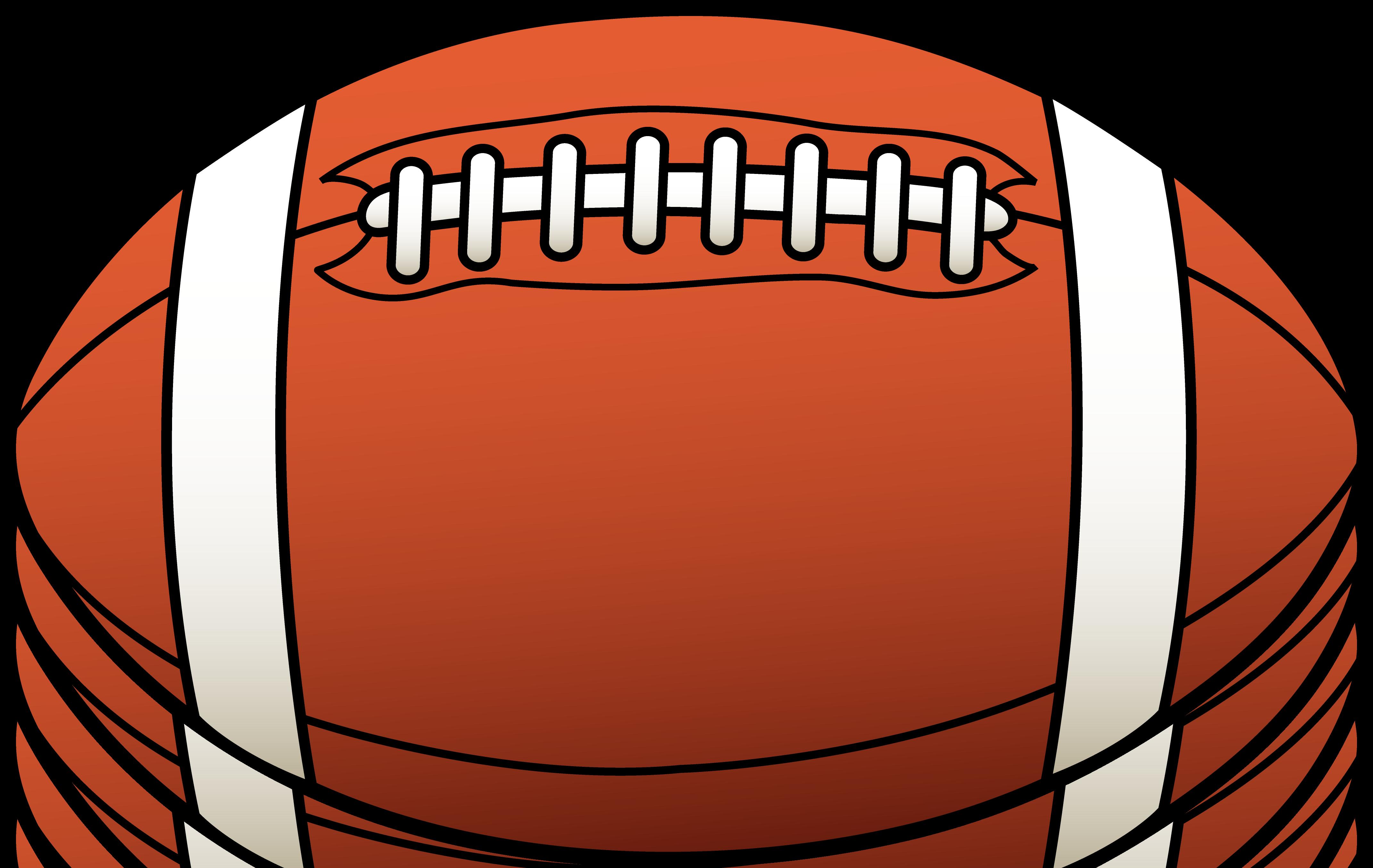 Football clipart #14