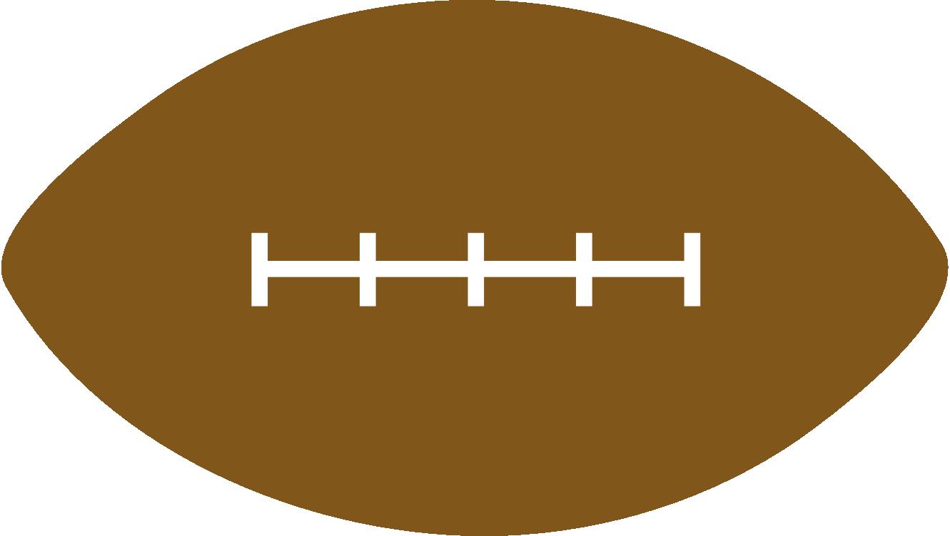 Football clipart american football American%20football%20clipart%20black%20and%20white White Football American Clipart