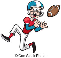 Football clipart american football  player of football and