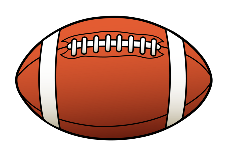 Football clipart clear background Clip images clipart com –