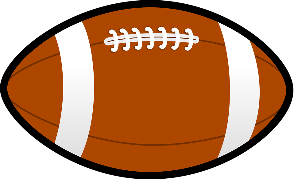 Football clipart clear background Clipart Clipart  Football Free
