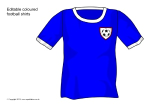 Football clipart clothes #4