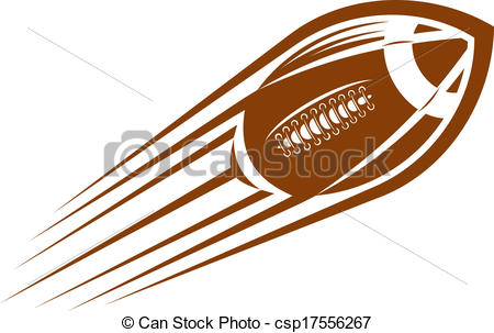 Ball clipart rugby union Flying 450x303 Resolution Football Clipart