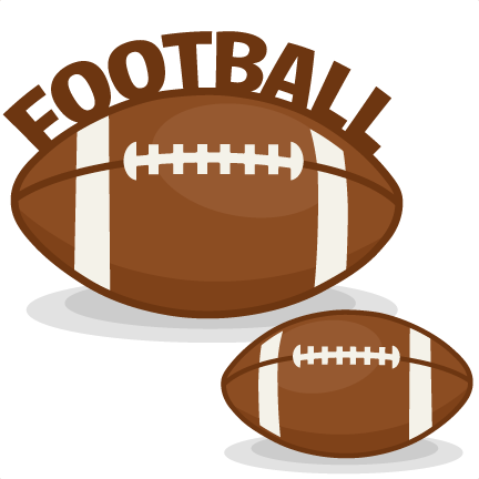 Football clipart cute Svgs cute cuts cut svg