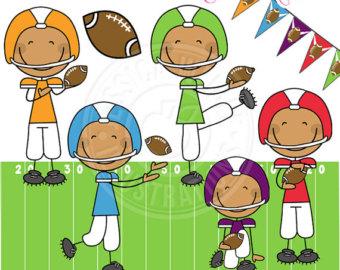 Football clipart cute Candy Football Clipart Use Stick