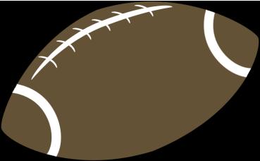Football clipart cute Football Art Ball Football Football
