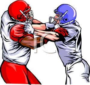 Football clipart defensive line Clip Football Art Football clipartsgram