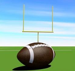 Football clipart football goal post Football Post Goal goal Football