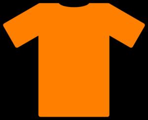 Football clipart football jersey Orange clip jersey clipart Football