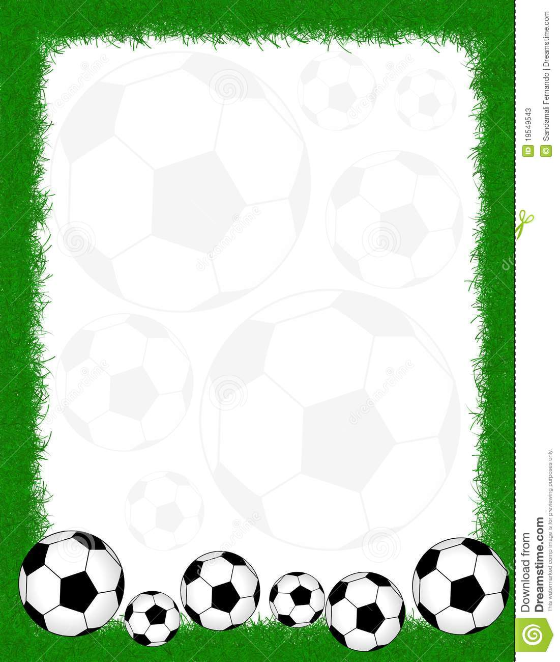 Football clipart frame Panda Football football%20borders%20and%20frames Clipart Borders