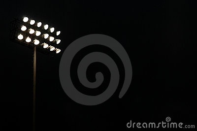 Football clipart light Lights Football Clipart Empty With