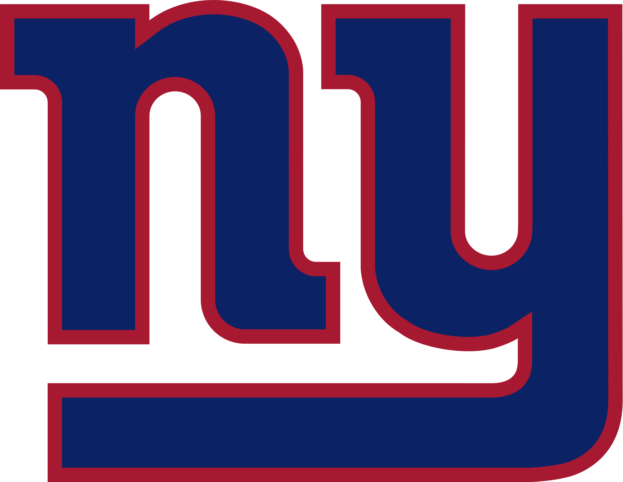 Football clipart ny giants York New New York Giants