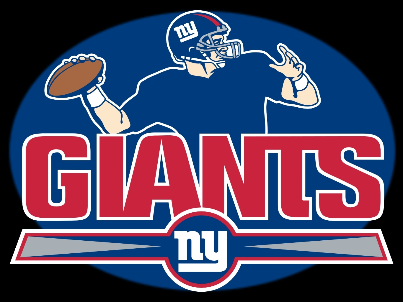 Football clipart ny giants York New mobile york mobile