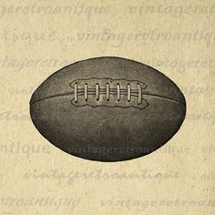 Football clipart printable Football Football Eps Graphic Picture