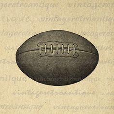 Football clipart printable 4048 Football Eps Sports Football