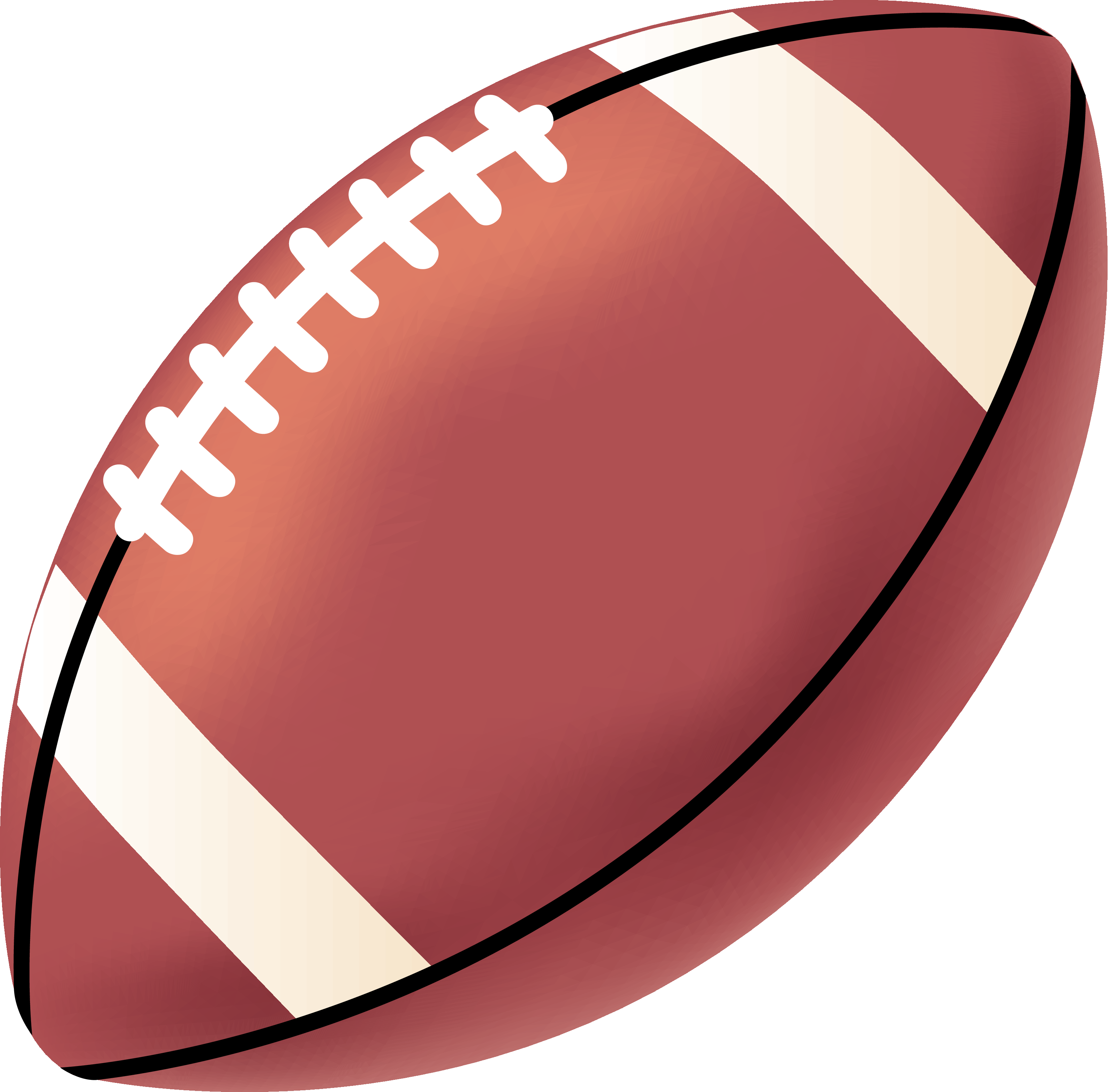 Football clipart printable Art images clip images printable