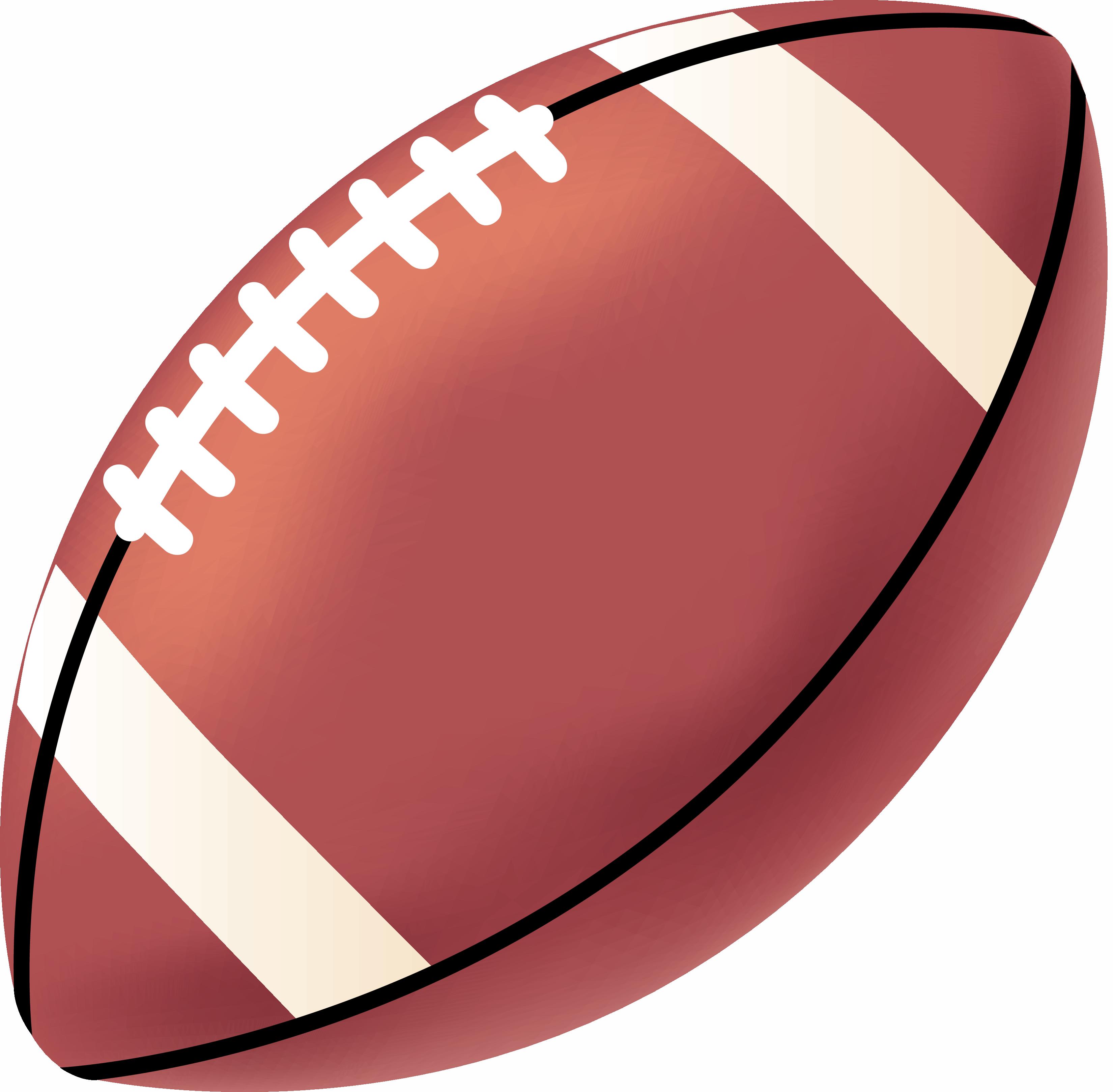 Football clipart printable Football clipart art Clipartix Football