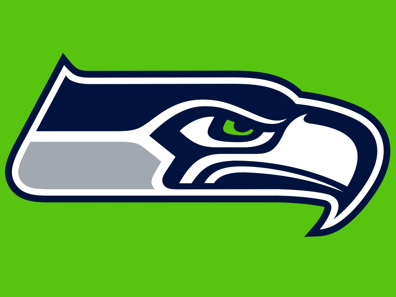 Football clipart seahawk Pinterest Seattle on best Seattle