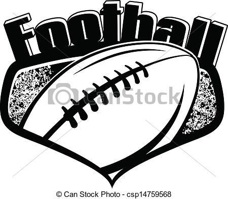 Football clipart shield Csp14759568 Shield Clip Art American