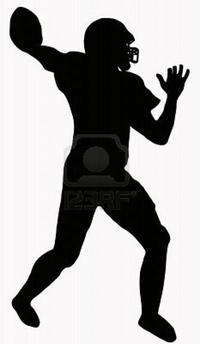 Football clipart silhouette Clipart Flag flag%20football%20silhouette Images Clipart