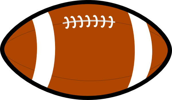 Football clipart small Small online Football · at